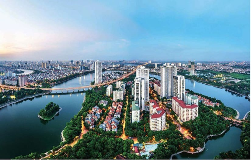 Hoang Mai District: Bright point of economic- social development in Hanoi