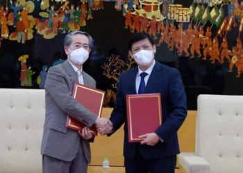 VIETNAM RECEIVES 500,000 DOSES OF VERO-CELL VACCINE DONATION FROM CHINA
